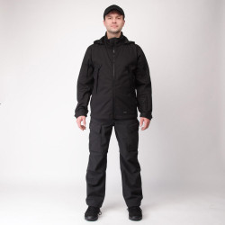 Куртка Urban Soft Shell Black