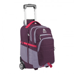 Сумка-рюкзак на колесах Granite Gear Trailster Wheeled 40 Gooseberry/Lilac/Watermelon