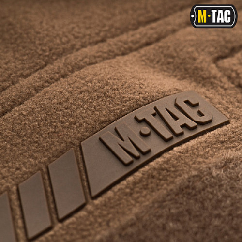 M-Tac куртка флисовая Windblock Division Gen.II Coyote Brown