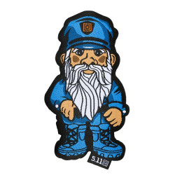 Нашивка 5.11 Police Gnome Patch, Multi