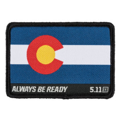 Нашивка 5.11 Tactical Colorado State Patch