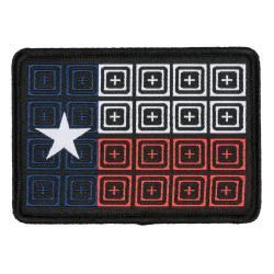 Нашивка 5.11 Tactical Reticle Flag Patch