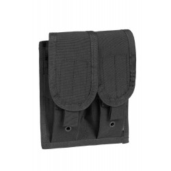 Подсумок для магазинов AK/M4 MOLLE RMCP (Rifle Mag's Covered Pouch), АКЦИЯ, Combat Black