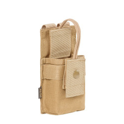 Подсумок для РС (малый) MOLLE SRP (Small/Medium Radio Pouch), Coyote Brown