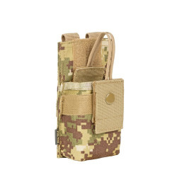Подсумок для РС (малый) MOLLE SRP (Small/Medium Radio Pouch), SOCOM camo